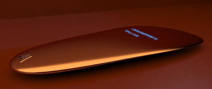 Дизайнер показал концепт люксового телефона Motorola