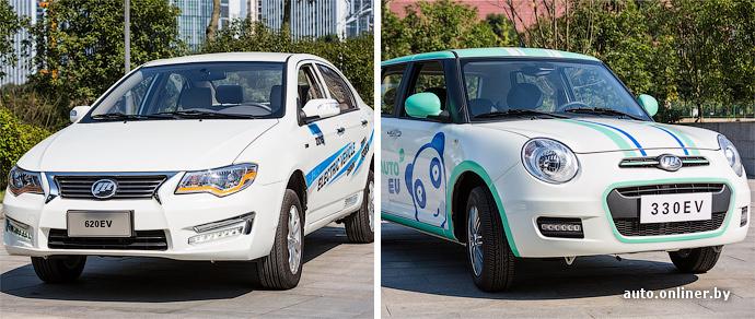 Обзор электромобилей Lifan. Смогут ли китайские электрокары стать транспортом будущего?