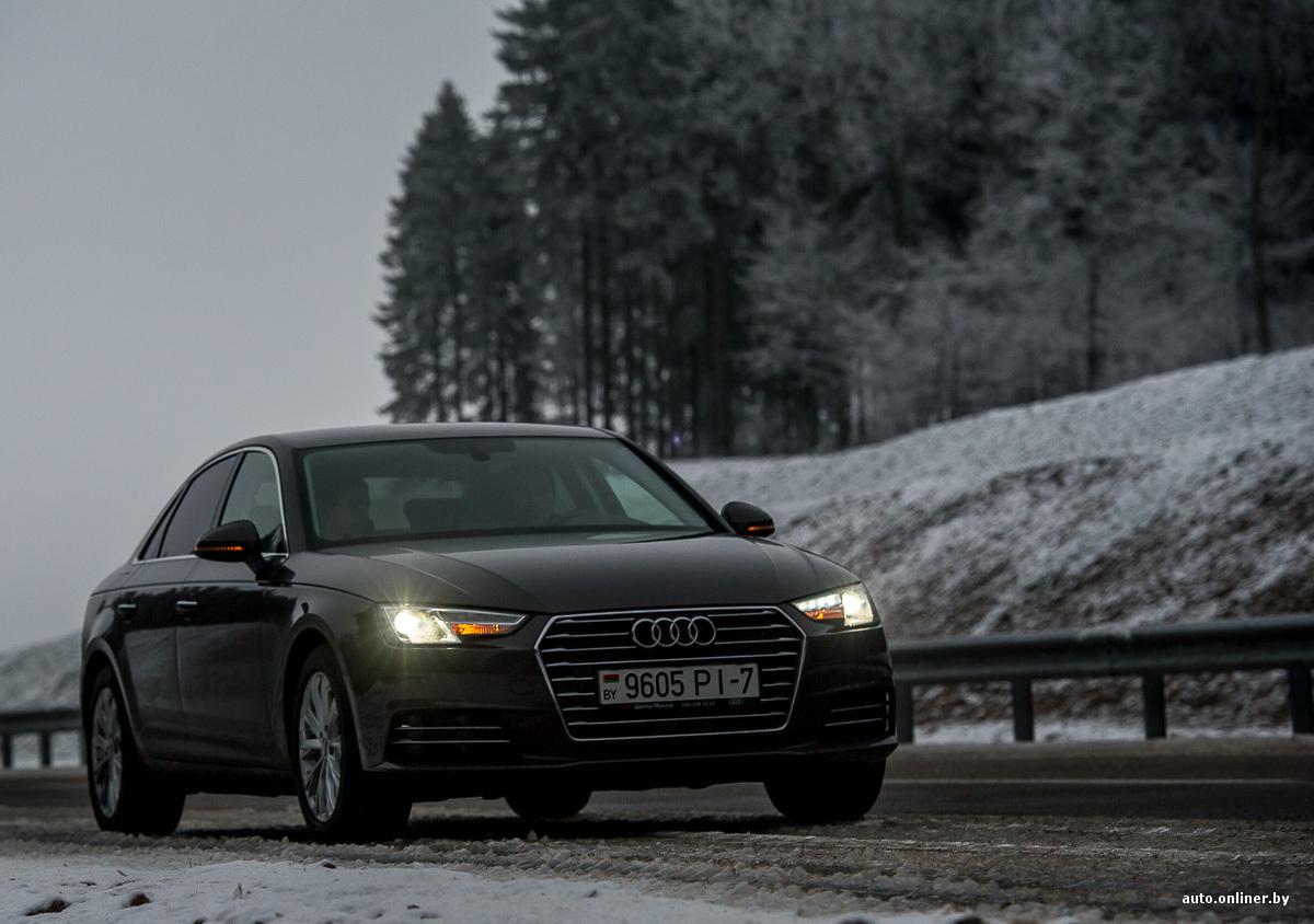 Audi Q7: преимущества и недостатки немецкого великана