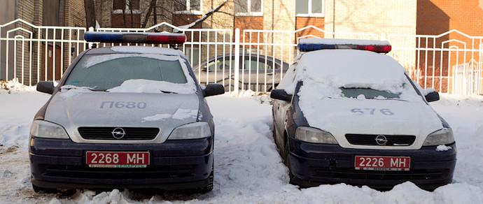 ГАИ ищет очевидцев ДТП, в котором BMW сбил мужчину на Чижовском рынке