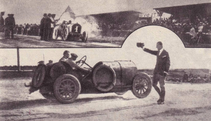 Гран-при Санкт-Петербуржского автоклуба (СПАК), - состоялась 7 июня 1913 года под Санкт-Петербургом. Практически все участники выступали на «иномарках»