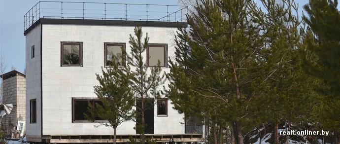 «Дышащие» стены и минимальные расходы на отопление. В Минске запущено производство коттеджей из соломы за $31 тысячу