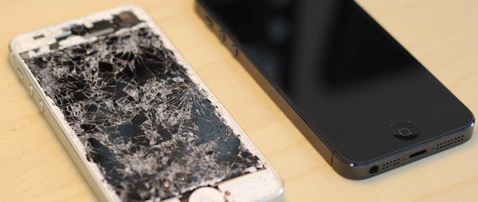 СМИ: Apple поменяет разбитый iPhone на новый