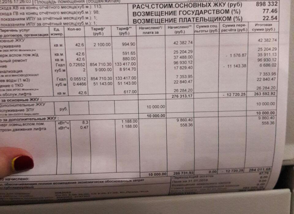 время коммунальные платежи платятся по количеству прописанных или проживающих сведения Компании был