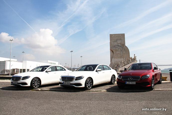В Минск первые экземпляры Mercedes E-Class'2016 прибудут уже в следующем месяце. Минский дилер начнет продажи одновременно с европейскими - 9 апреля. Заказы на машину уже принимаются. Цены у нас начинаются примерно от 37 тысяч евро