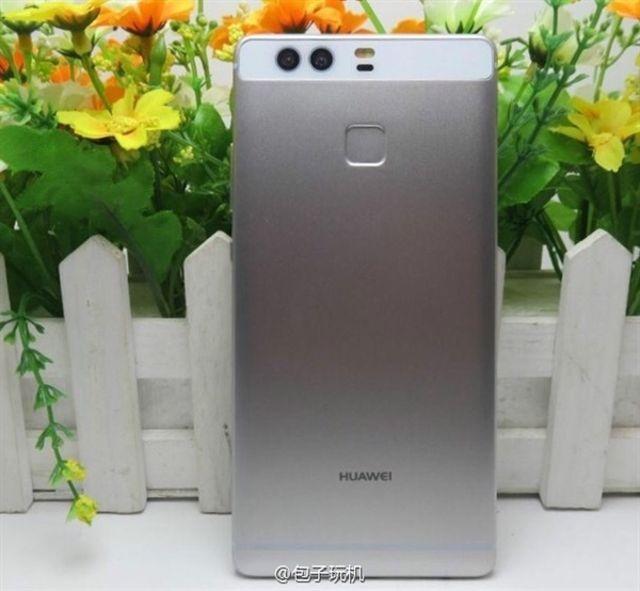 В сеть попали новые фото смартфона Huawei P9