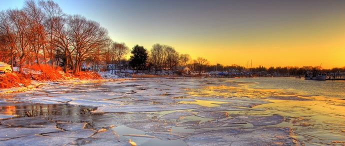 ОСВОД ищет неизвестного рыбака, который вытащил из-подо льда школьников и ушел
