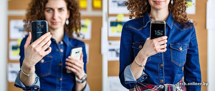 «Самый крутой смартфон на планете»? Обзор Samsung Galaxy S7 и S7 edge