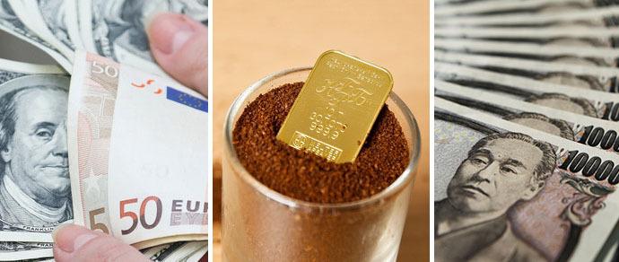 Доллар и евро или золото и иена? Рассуждаем с экспертом, в чем лучше хранить заначку