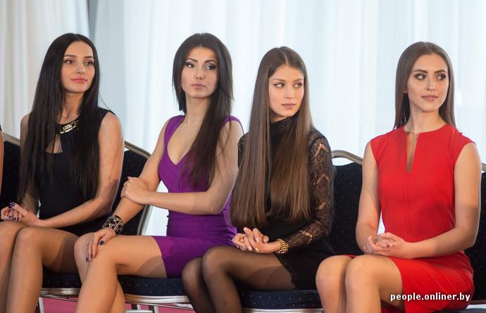 Конкурсы красоты ню для девушек