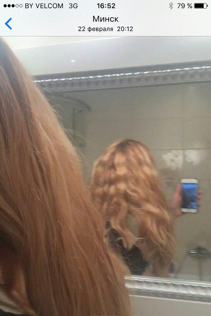 что делать если сожгли волосы краской