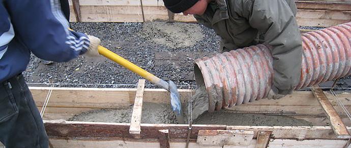 Полкуба бетона железооксидный пигмент купить для бетона