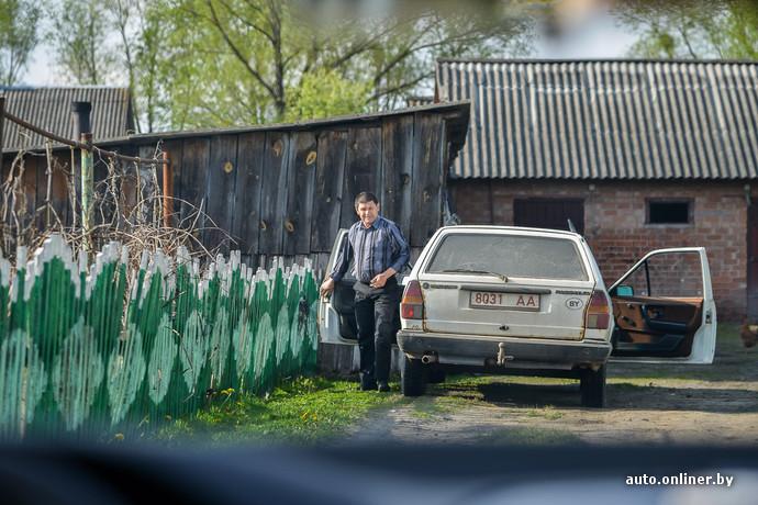 Отрезвляющий рейд ГАИ около украинской границы и под Кобрином