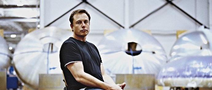 Илон Маск отправит человека на Марс в 2024 году