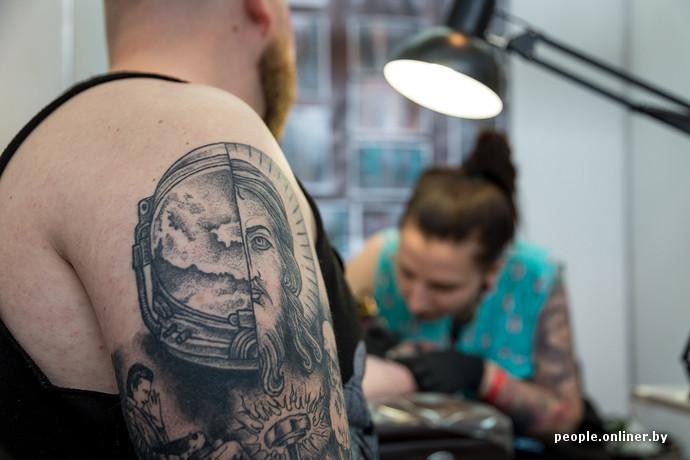 ничего фото татуировок через время крупногабаритной мебели