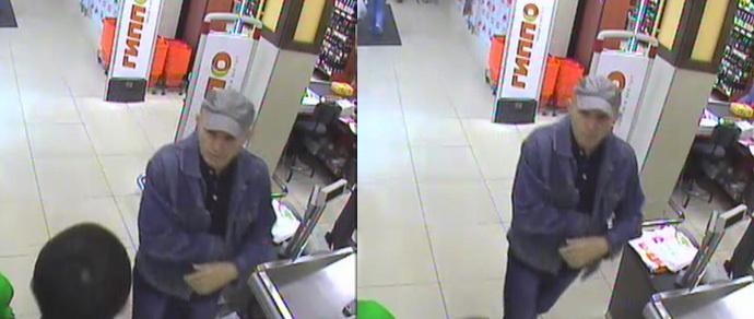 Быстро поднятое в милиции посчитали украденным: разыскивается похитивший возле обменника $1,2 тысячи
