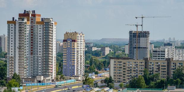 Лишь каждая пятая квартира в Минске строится для очередников