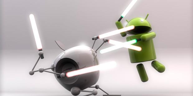 Мнение: Samsung задает стандарты, а Apple играет в догонялки