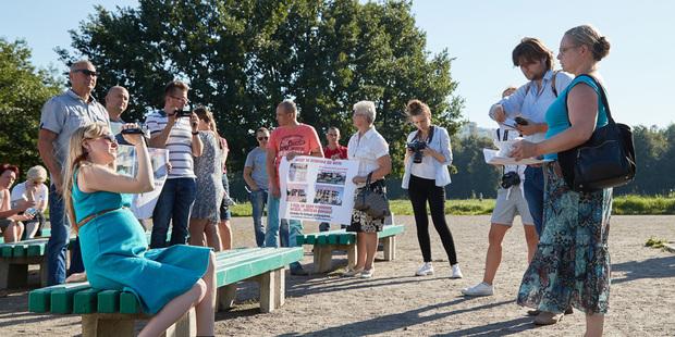 В Минске прошел первый санкционированный митинг, объединивший дольщиков