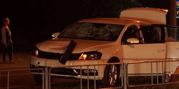 Брест: на улице по пути к границе «голосовавший» мужчина погиб под колесами Volkswagen
