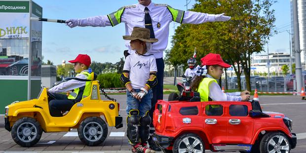 В столичной школе №56 откроется Центр безопасности дорожного движения