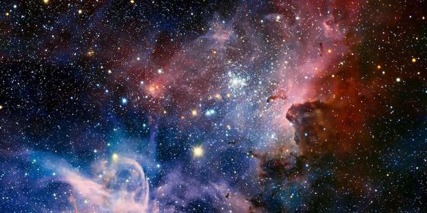 Ученые нашли галактику, на 99,99% состоящую из темной материи