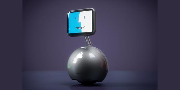 Дизайнеры представили концепт домашнего робота Apple
