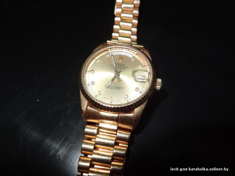 Самые дорогие часы «Барахолки» e9a9abf7bb8