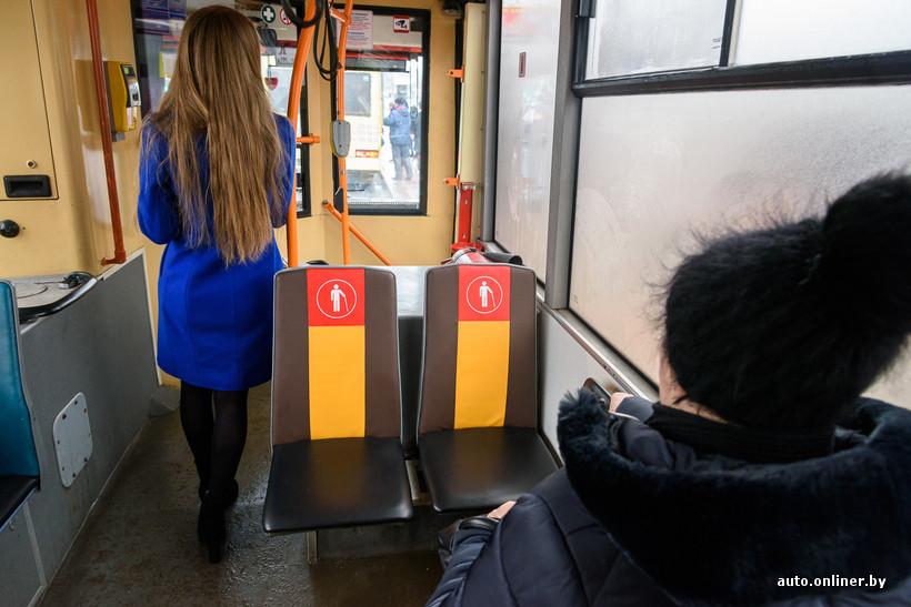 щупал женщин в транспорте видео