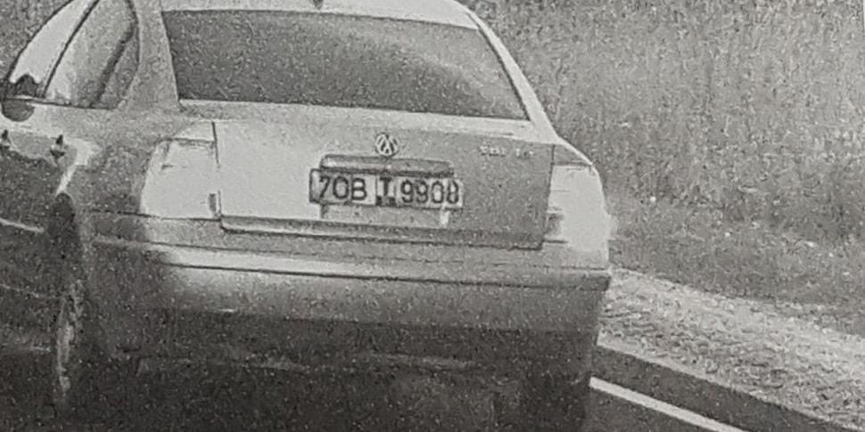 Похоже, за три года Volkswagen был перепродан не один раз — и все время без  оформления». Ищут Passat с транзитными номерами