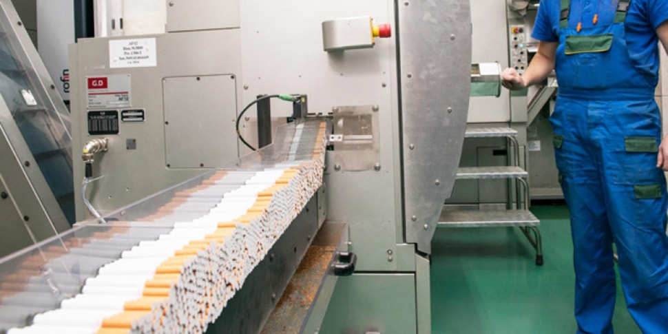 British American Tobacco остановила производство сигарет на «Немане». Но уходить из Беларуси не хочет