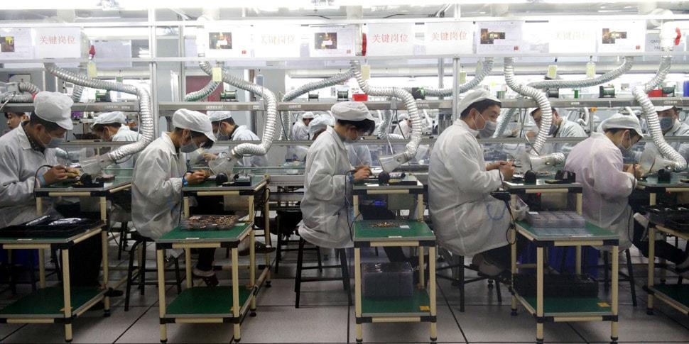 Сборка iPhone может переехать из Китая во Вьетнам / Новости