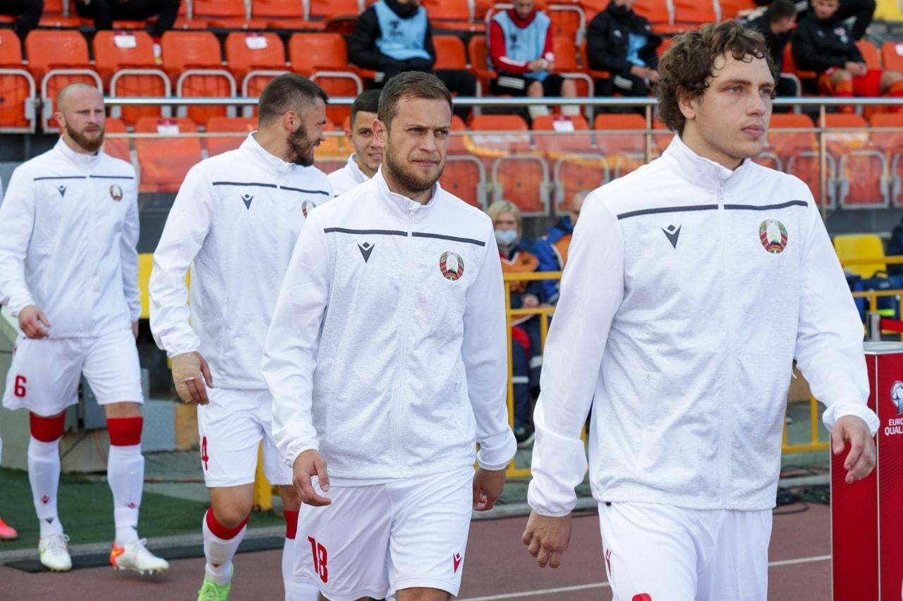 Сборная Беларуси проиграла Бельгии. Она не побеждает с конца марта