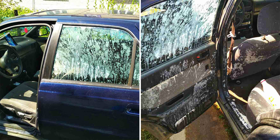 «Не оставляйте йогурт в машине, если на улице +30!» Опыт водителя из Кобрина