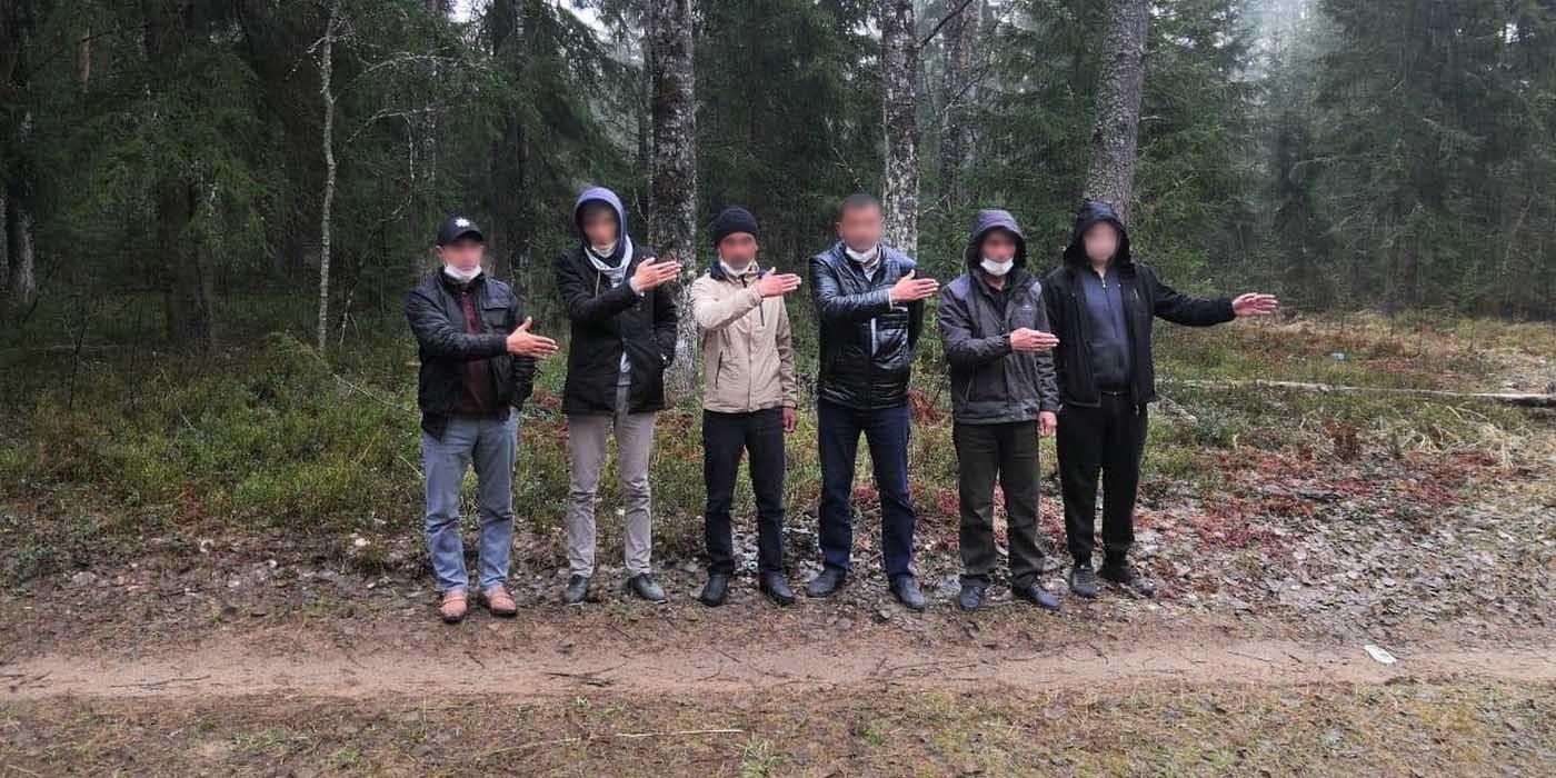 История белоруса, который нелегалов возил