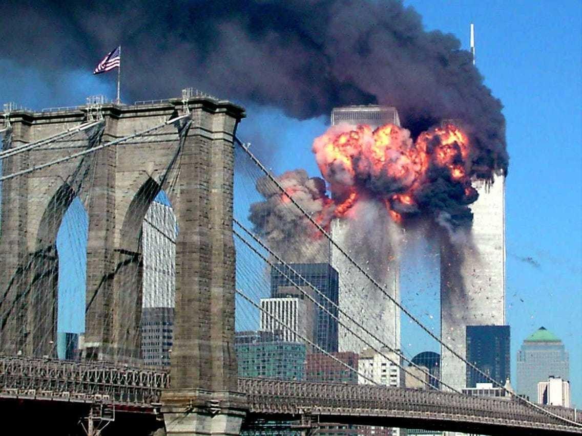 Двадцать лет назад произошел крупнейший теракт в истории человечества