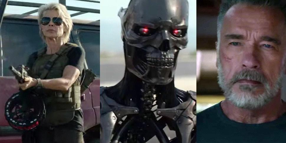 terminator: dark fate - 6 часов
