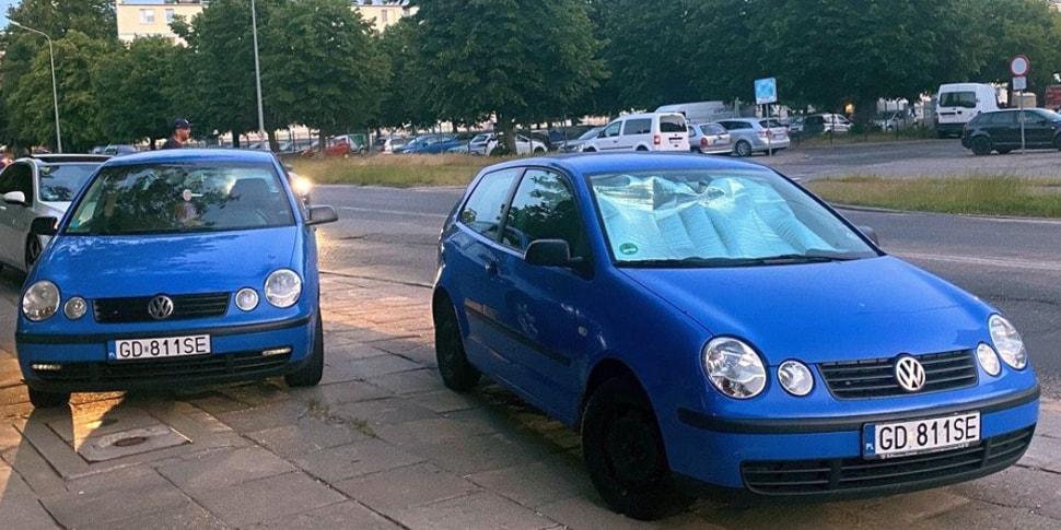 В Гданьске поймали белоруса, который «подделал» Volkswagen Polo. Что ему  будет?