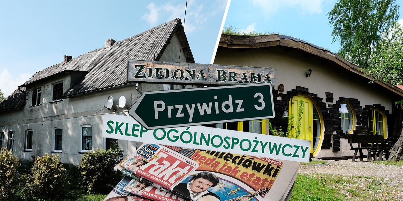 Как живут деревни в Польше? Репортаж из «хорошей» и «плохой» глубинки