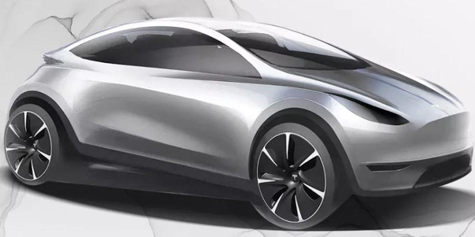 Через два года Tesla выпустит электромобиль за 25 тысяч долларов