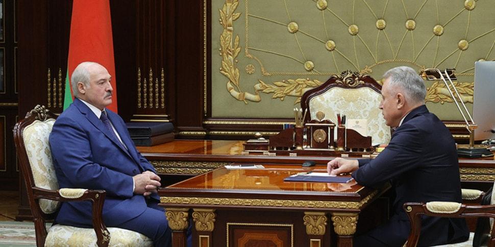Вплоть до ликвидации». Лукашенко снова поднял вопрос о профсоюзах в частном  бизнесе