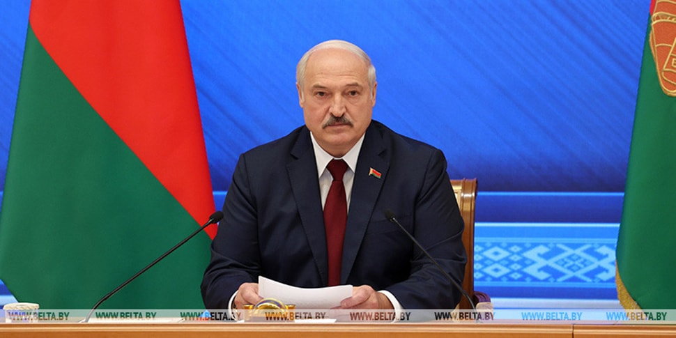 Лукашенко проводит «Большой разговор». Краткое содержание