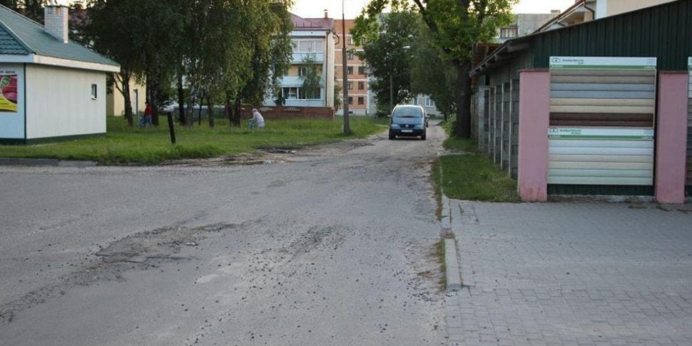 В столкновении начальника РОВД на авто и 16-летнего велосипедиста вину признали за школьником