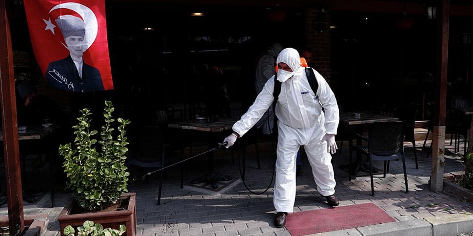 Худший отдых года. Застряли с коронавирусом в Турции