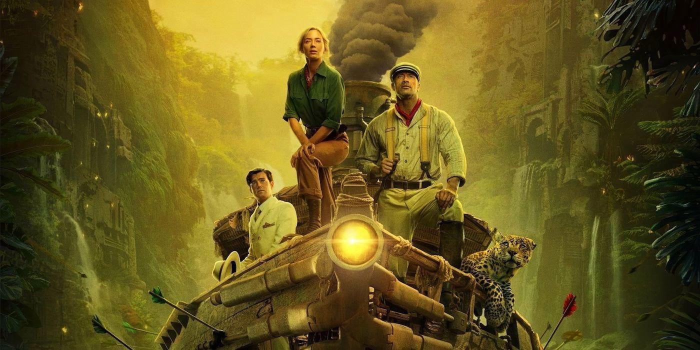 Посмотрели «Круиз по джунглям»