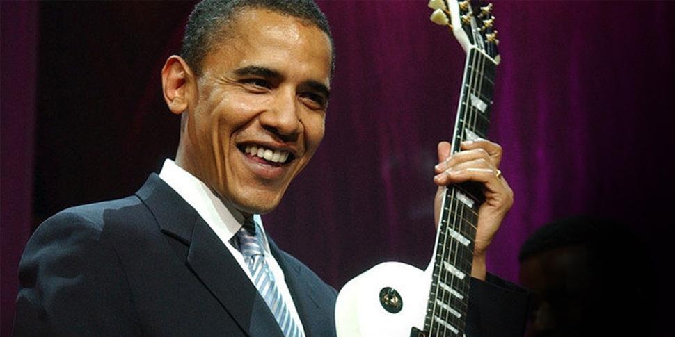Сервис Spotify предложил Обаме стать «президентом плейлистов» / Новости :: Клуб Microsoft и Nokia
