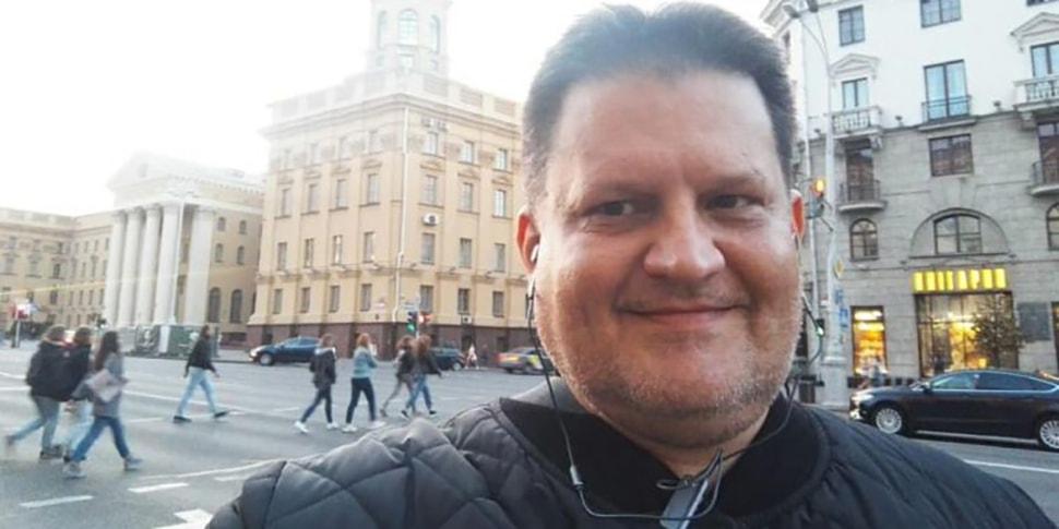Журналисту Владимиру Чуденцову предъявили обвинение. Ему может грозить до семи лет лишения свободы