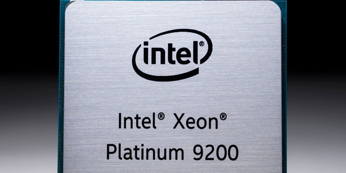 Intel выпустит новое поколение 56-ядерных процессоров в 2020 году