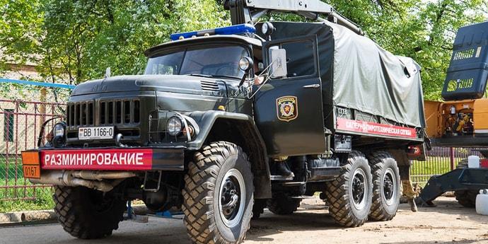 Из-за подозрительной находки в Минске эвакуировали Дом печати