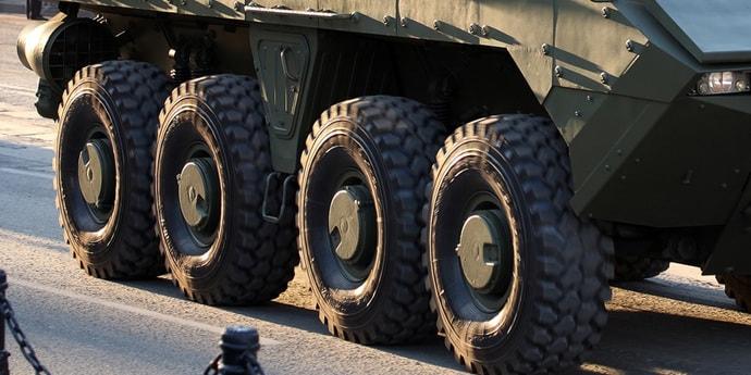 В России хотят создать колесный танк с 125-миллиметровой пушкой